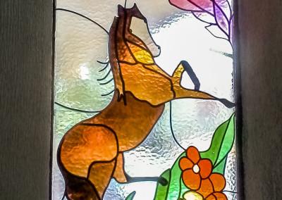 caballo vitrales amal